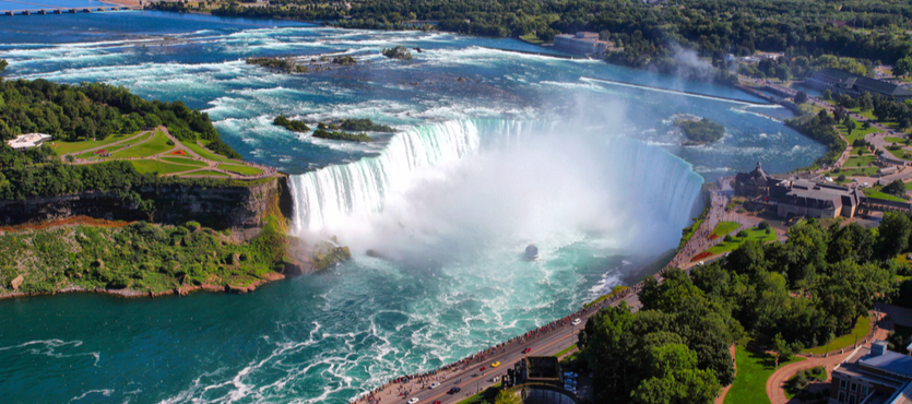 How Did Niagara Falls Form?