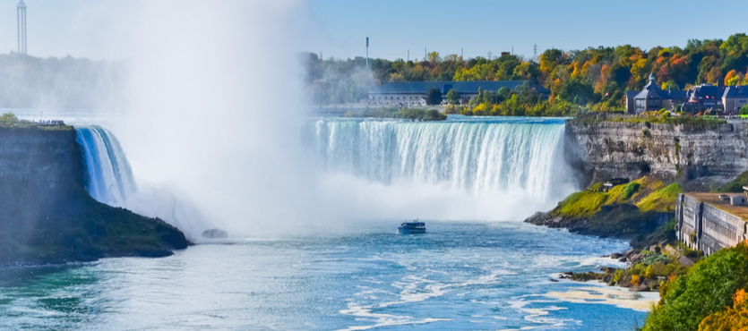 No Tent, No RV, No Worries – You Can Still Camp at Niagara Falls