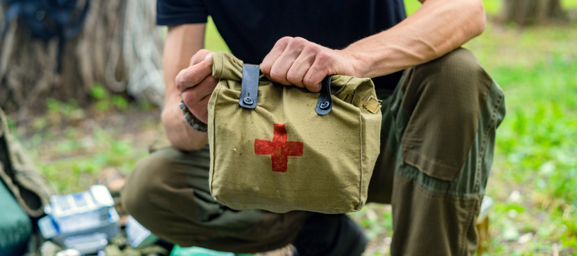 Camping First Aid Kit Tips