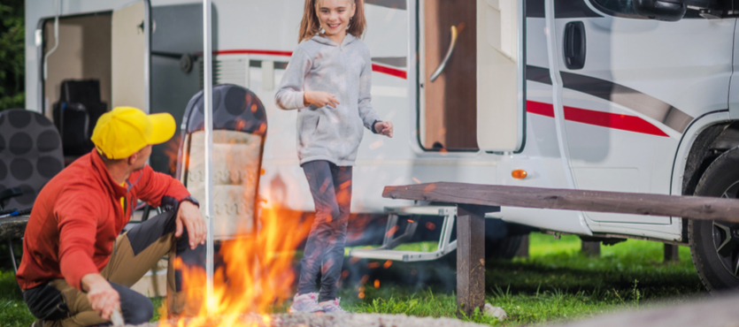 First Time RVing – Here are Your Camping Tips