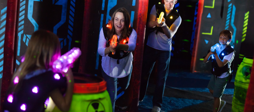 Explore All the Activities at Campark